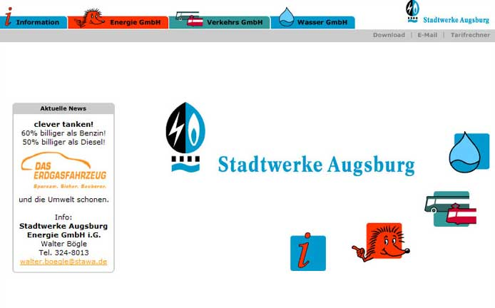 Stadtwerke-Augsburg